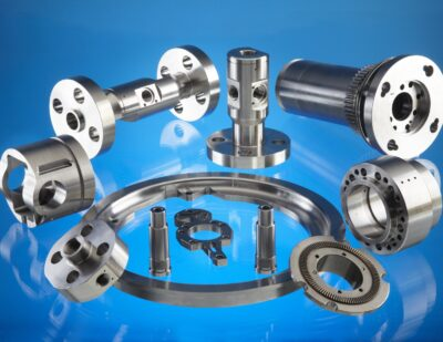 Mini Gears Valve Industry Exotic Machined Parts