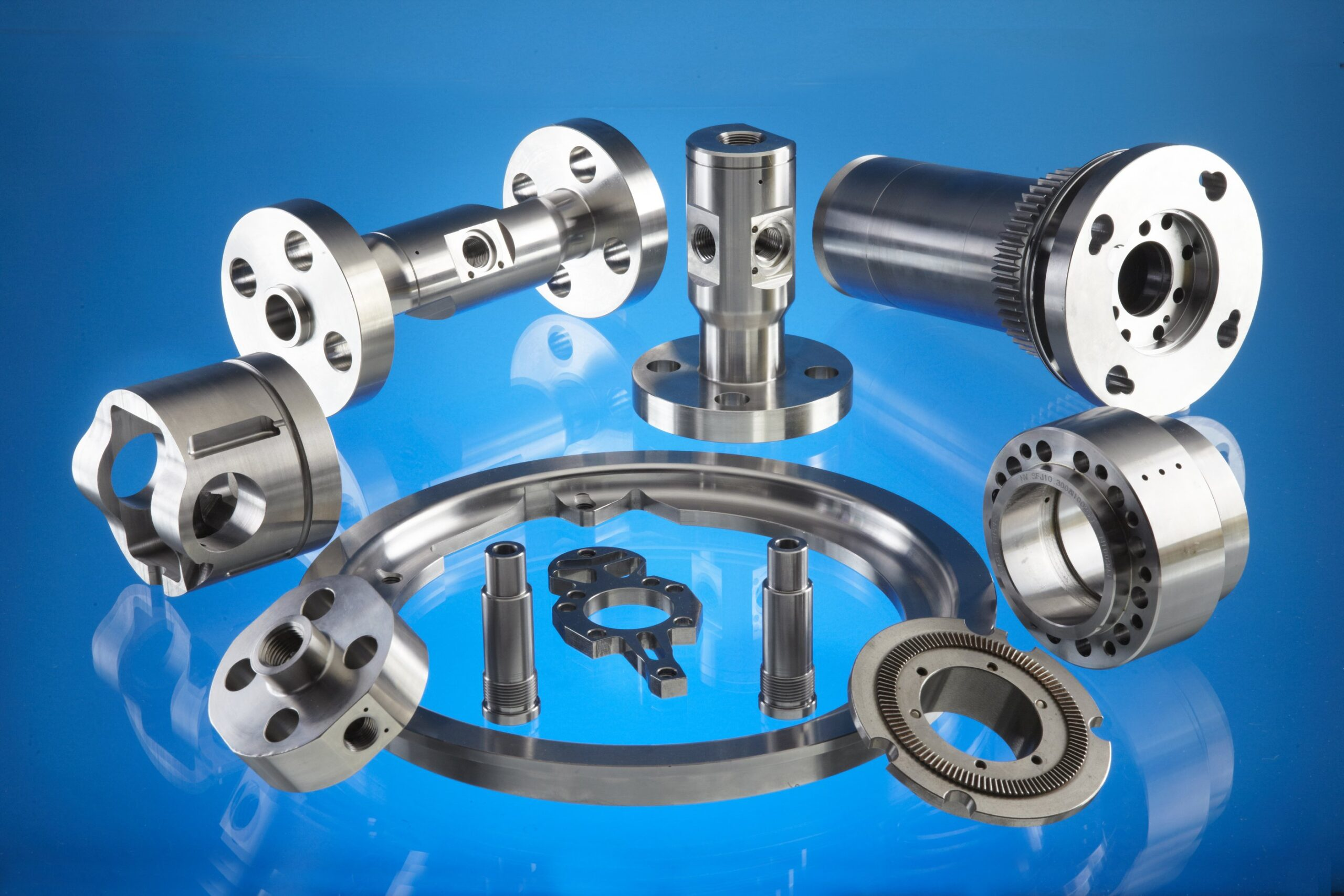 Valve Industry Exotic Machined Parts
