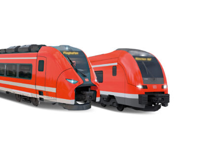Siemens Mobility to Supply 31 Regional Trains to DB Regio Bayern