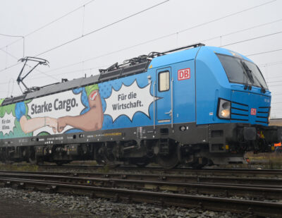 Coca-Cola Chooses DB Cargo for Its Long-Distance Transports