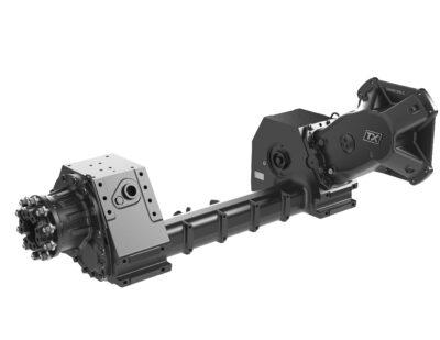Texelis ARPEGE – Bogie Gearbox Combination