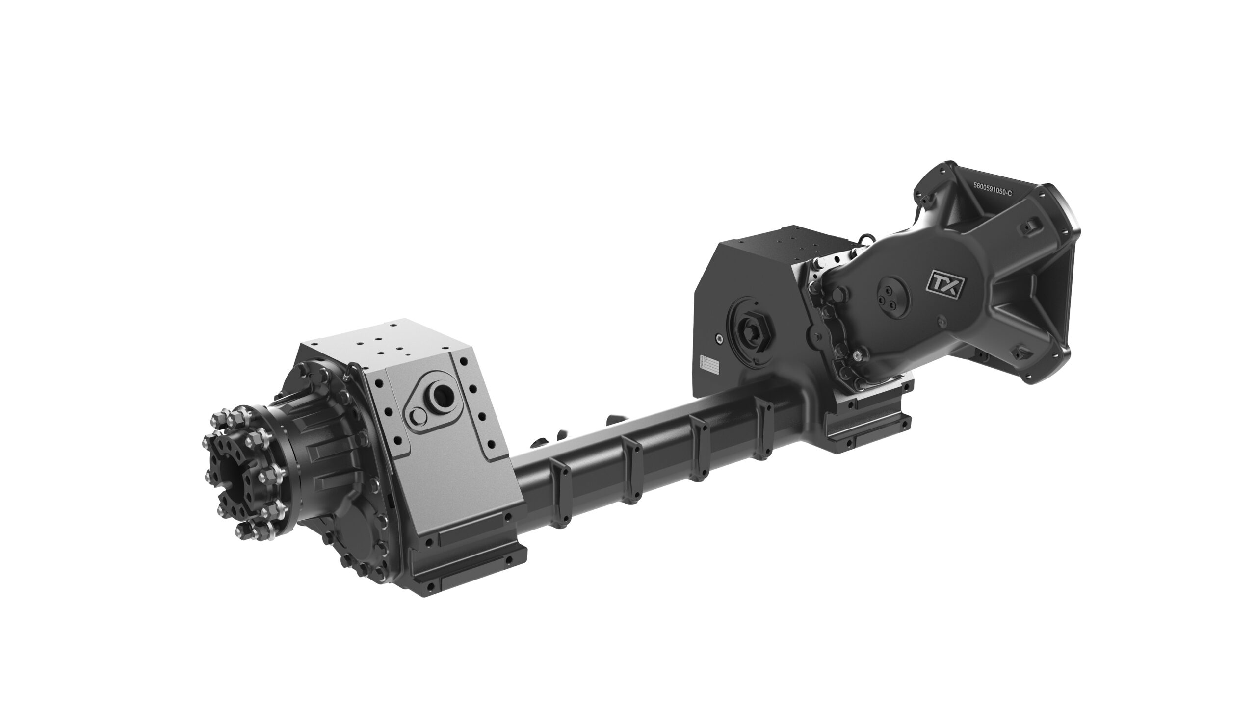 Texelis is the historical designer and supplier of the drive and trailing axles for the Alstom Citadis tramway