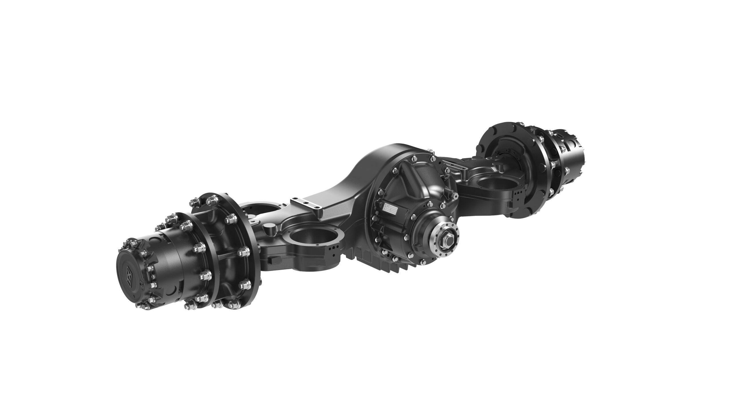 Texelis is the world leader of drive and portal axles for rubber-tyred metros