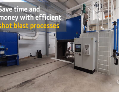 Wheelabrator Surface Preparation Technology