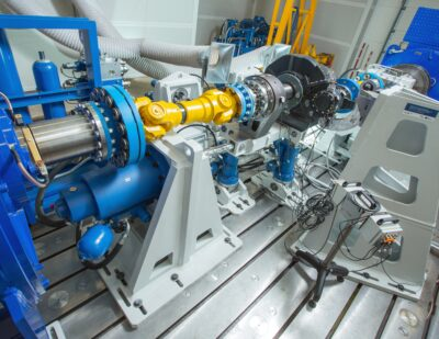 Wikov Extensive Test Facility with Dynamic Load