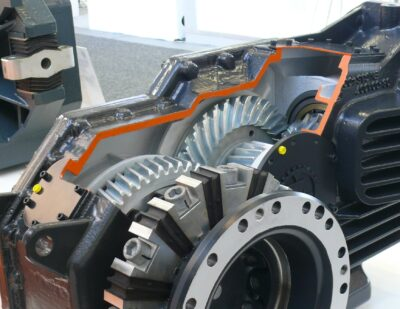 Wikov Extremely Fast Gear Unit Prototyping