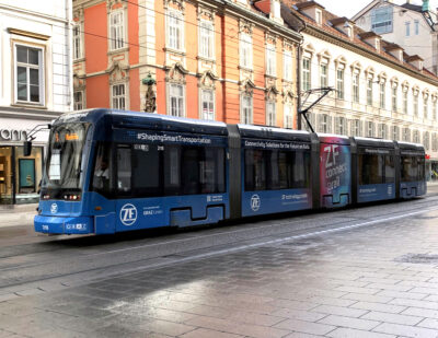 ZF: Greater Efficiency and Reliability for Graz Linien