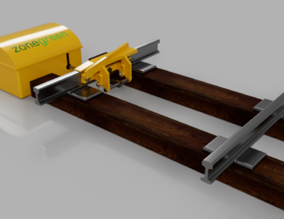 Zonegreen Develops Derailer Powered by Sun