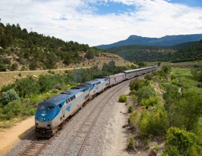 US Government Issues $1.69 Billion in COVID-19 Relief Funding to Amtrak