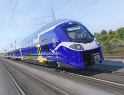 Alstom to Supply 34 Double-Decker Trains to Germany