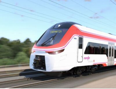 Alstom Wins 1.4 Billion Euro Contract in Spain