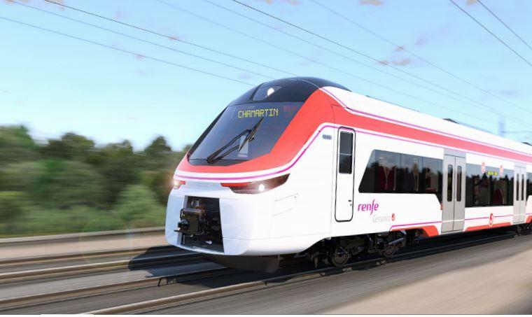 Alstom X'Trapolis for Renfe, Spain
