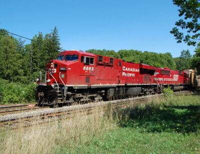 Canadian Pacific Files Formal Objection to Canadian National Merger Waiver