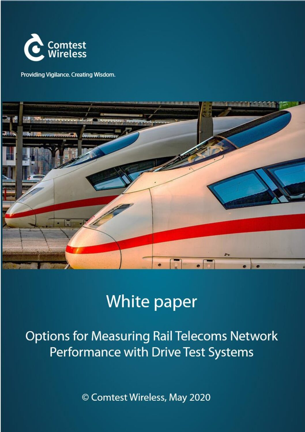 Measuring Rail Telecoms Network Performance with Drive Test Systems