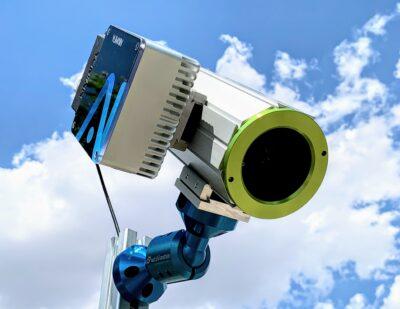 ECS – Pantograph defect detection
