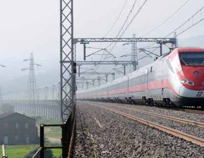 Trenitalia Awards Hitachi Rail Frecciarossa Logistics Support Contract