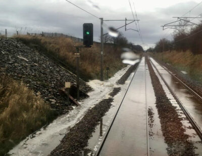 Network Rail Publishes Railway Resilience Report following Stonehaven Derailment