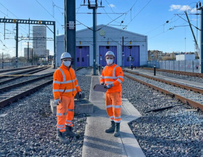 Network Rail Begins Decommissioning Work at Old Oak Common Site