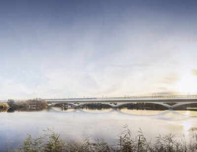 HS2: Work Begins on UK's Longest Rail Viaduct