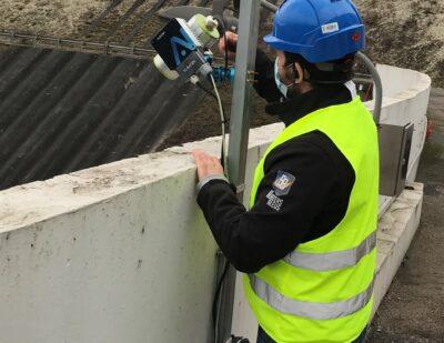 Installation at Eurotunnel