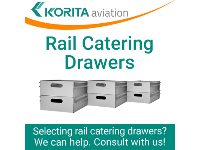 Aluminium Rail Catering Drawers – the Durable Solution!