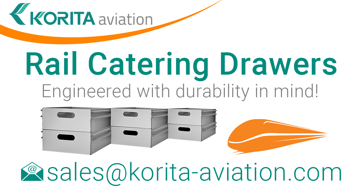 Rail Catering Drawer