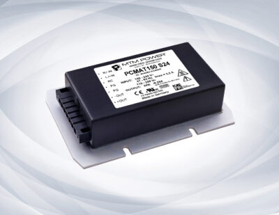 150 W Power Supplies for Use in Industrial and Railway Applications