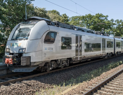 Train Operator ODEG Wins Contract Extension on Baltic Coast