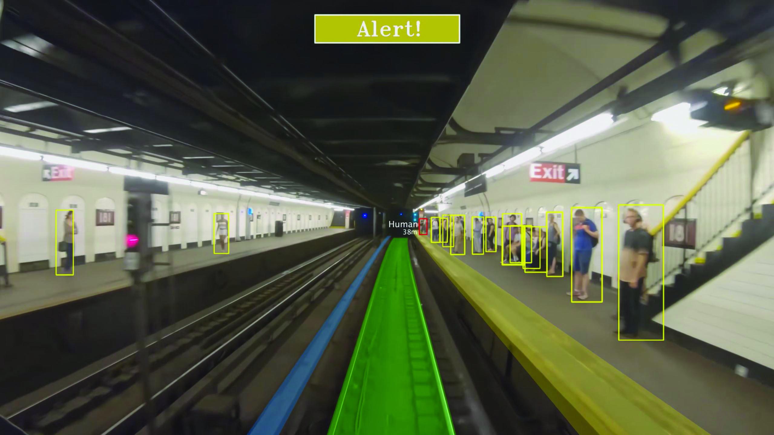 Passenger Platform Detection & Real-Time Alert