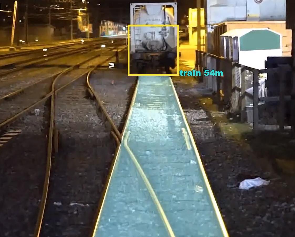 Train Detected