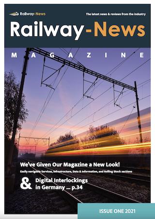 Railway-News Magazine – Issue 1 / 2021