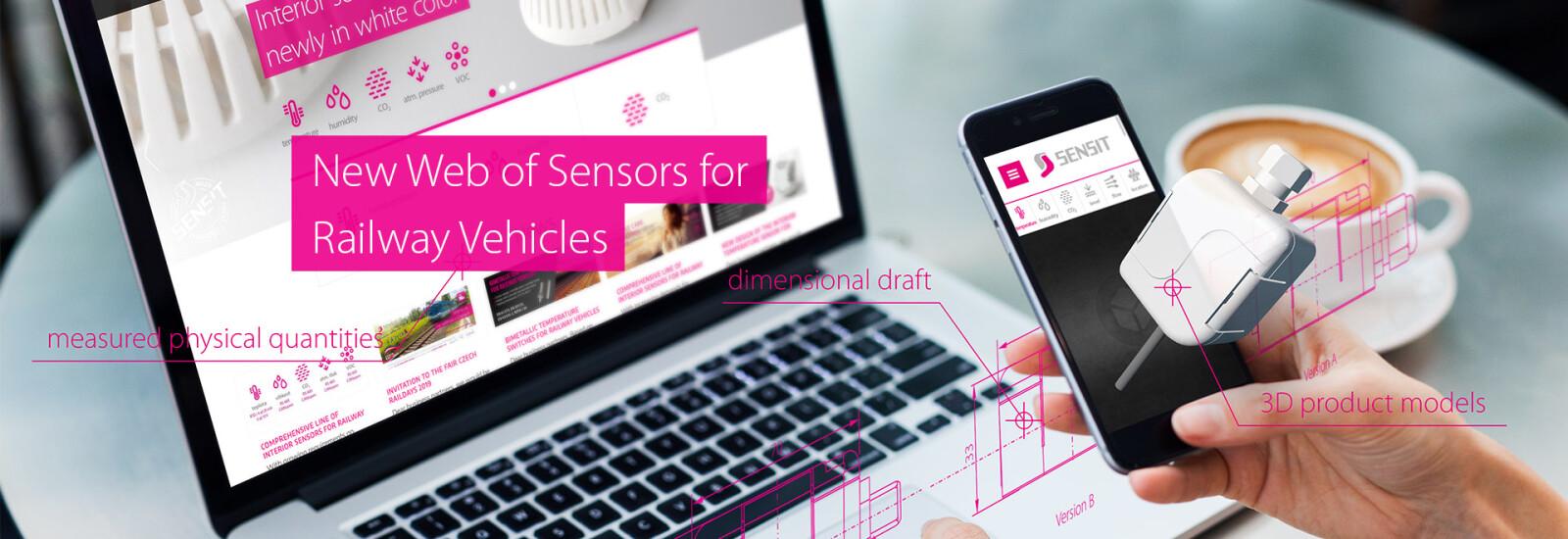 railway vehicle sensors
