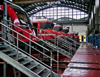 SŽ – VIT Ljubljana_locomotives