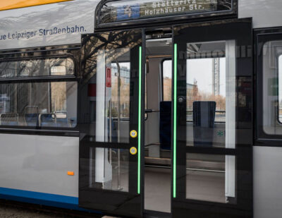 TSL-ESCHALight Strips for Leipzig Tram PK52