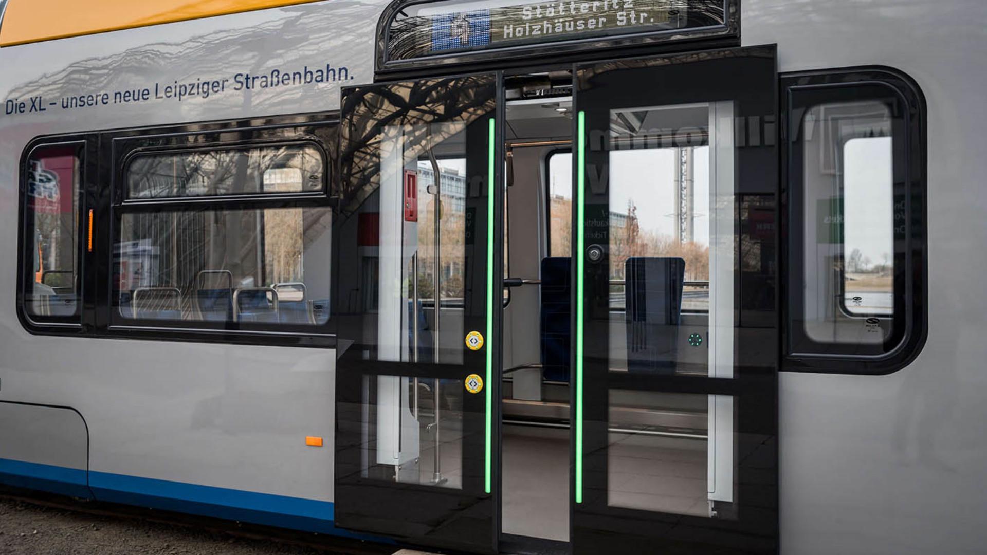 Light Strips for Leipzig Tram PK52