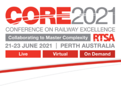 CORE 2021 CONFERENCE ON RAILWAY EXCELLENCE