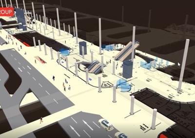 VissimViswalk_2_PedestrianFriendly_Station_Design