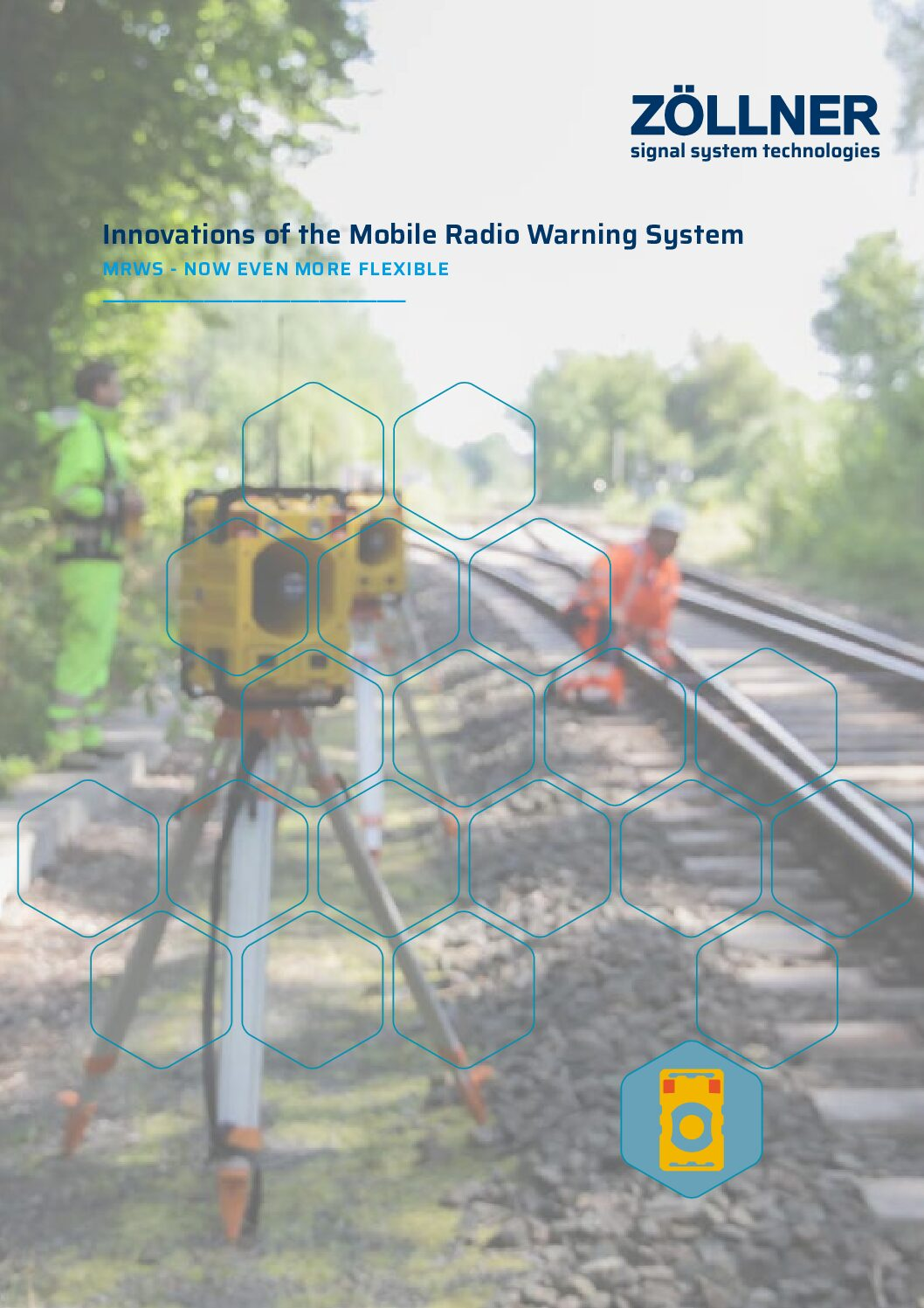Innovations of the Mobile Radio Warning System (MRWS)