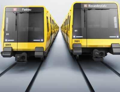 Stadler Contracts Knorr-Bremse to Equip 606 Berlin Metro Cars