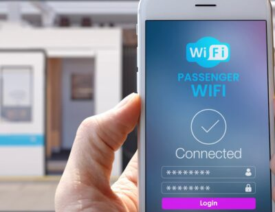 Klas – Wi-Fi for Rail