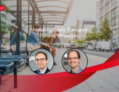 Webinar: Modeling Public Transport