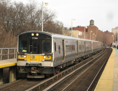 Alstom and Long Island Rail Road Partner to Explore Battery Traction