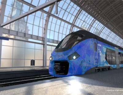 First Hydrogen Trains Ordered in France