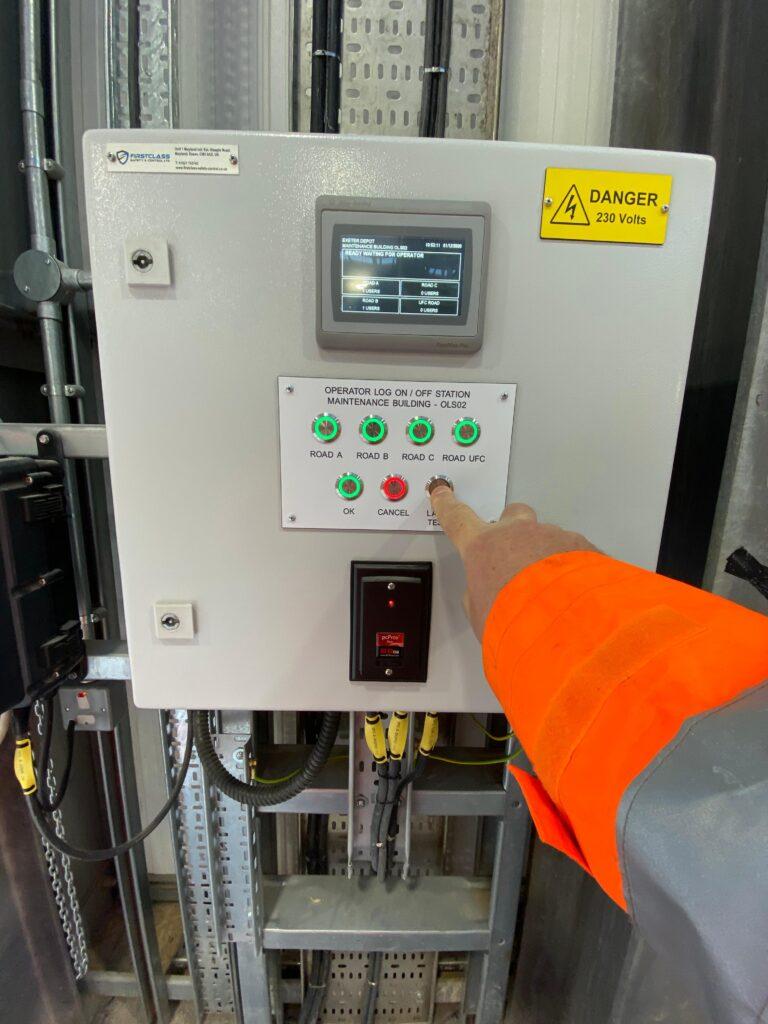 depot safety firstclass