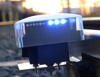 Railserve, Focused Technology Develop Derail Light Smart Safety Device