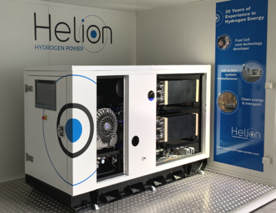 Alstom Acquires Helion Hydrogen Power and Flertex