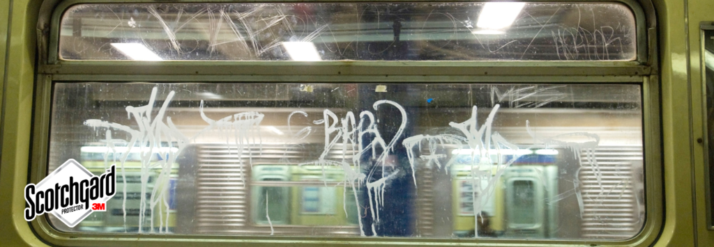 INPS Group Anti Graffiti Train Car Windows