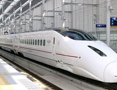 Hitachi Joins the US High Speed Rail Association