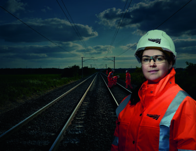 Network Rail Listed Times Top 50 Employer for Women