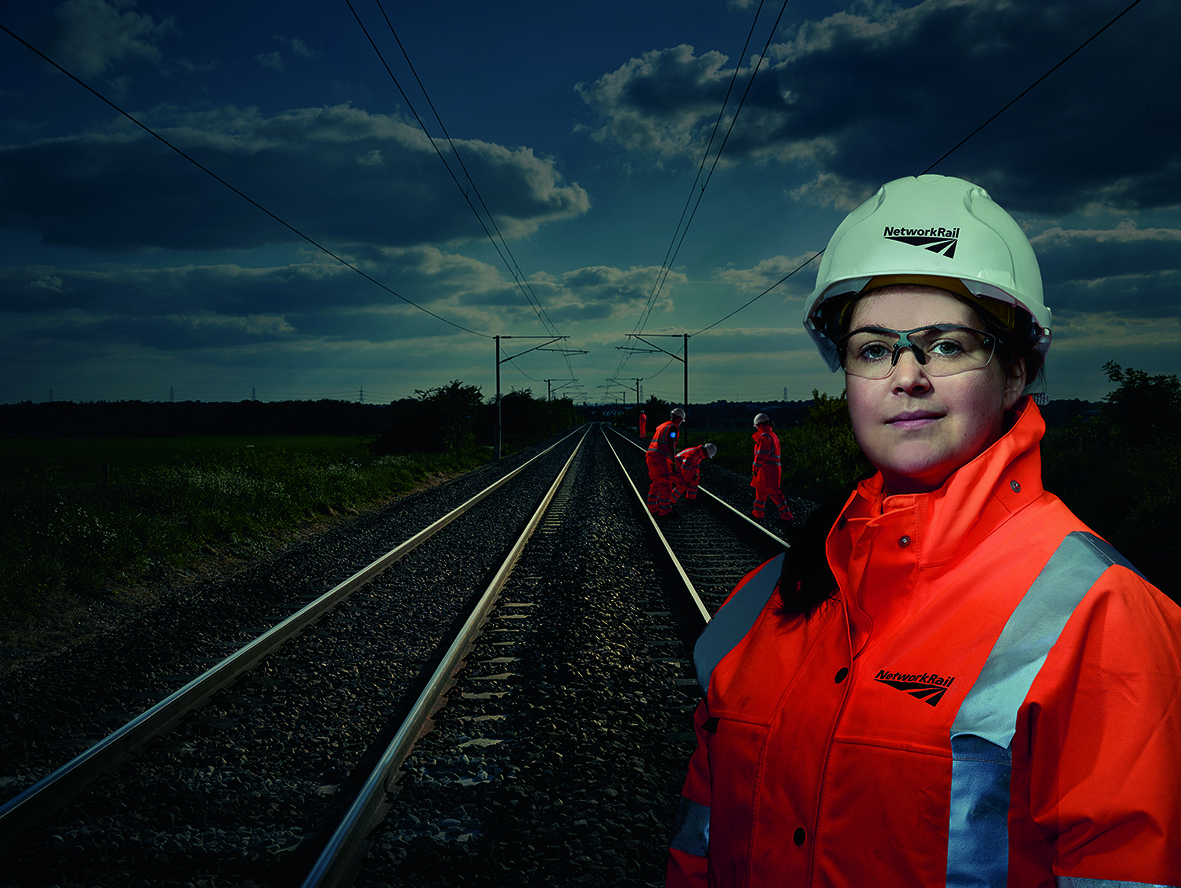 Network Rail Times Top 50 employer